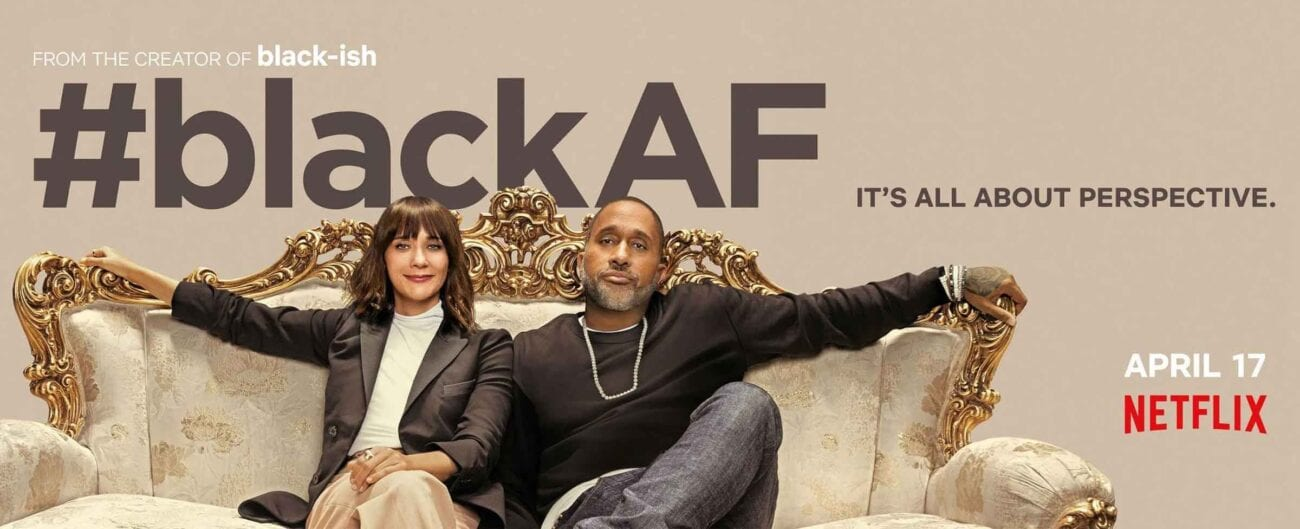 Kenya Barris cemented his status as a TV mogul with the landmark ABC sitcom, 'black-ish'. Here's why '#BlackAF' is more #BoringAF instead.