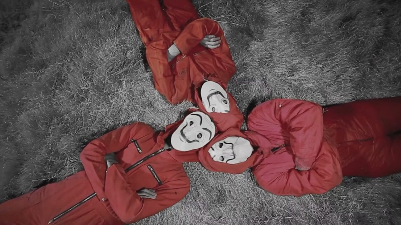 Did you finish up your binge of 'Money Heist'? Here are other shows on Netflix which should help with those 'Money Heist' cravings.
