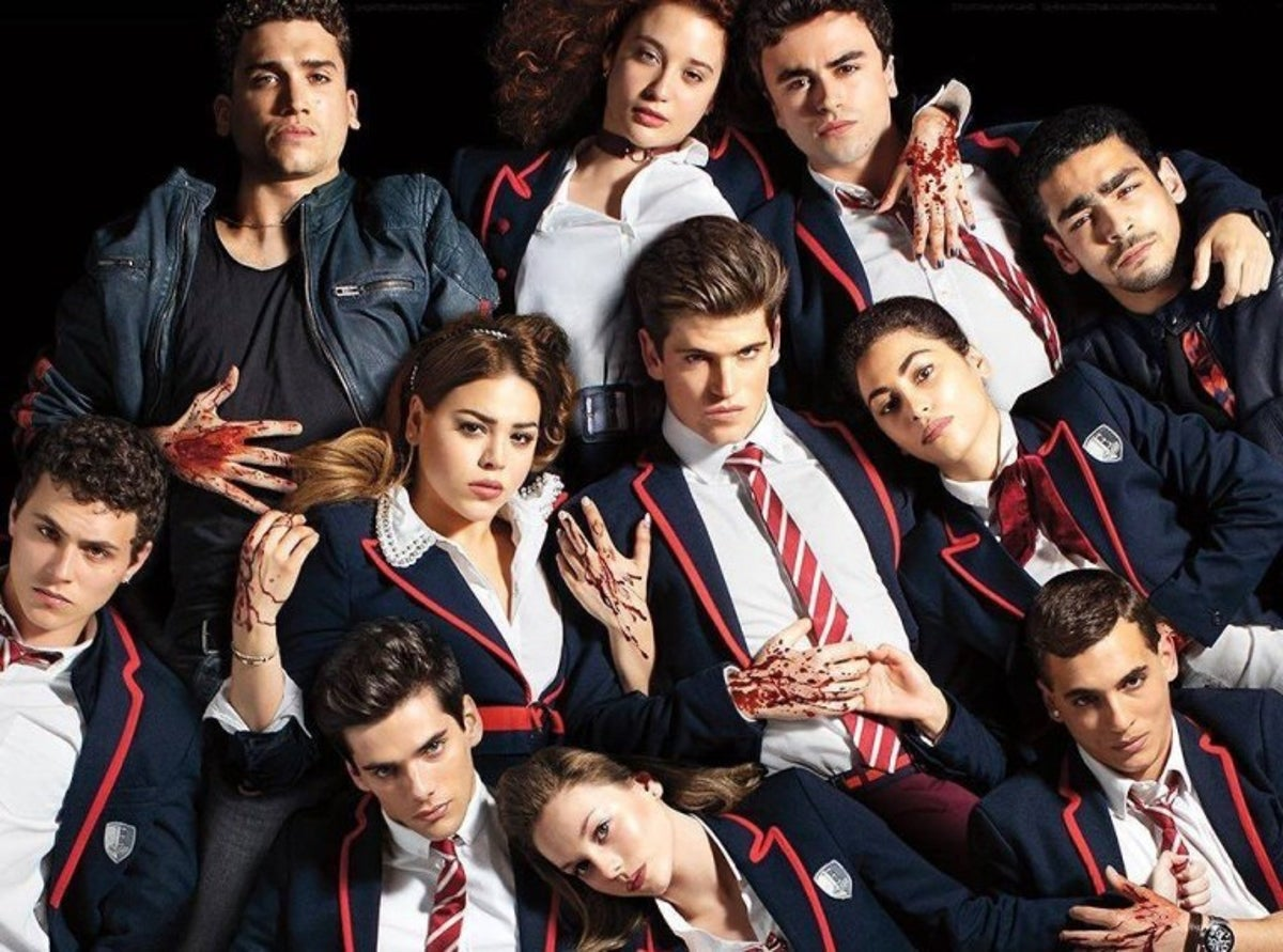 The Netflix series 'Elite' has been renewed for a fourth & fifth season and the cast has already been teasing the show. Here's who's involved.