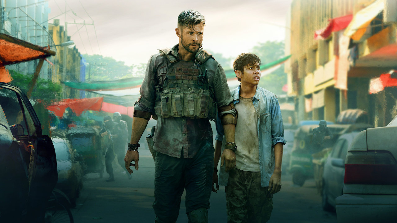 If you haven't seen the movie, 'Extraction' yet and still want to feel in the loop. Here's everything you need to know about Hemsworth's latest role.