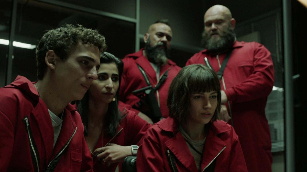 For anyone sniffing around for some scraps on what might be expected from season 5 of 'Money Heist'. You're in luck! Here's what we know.