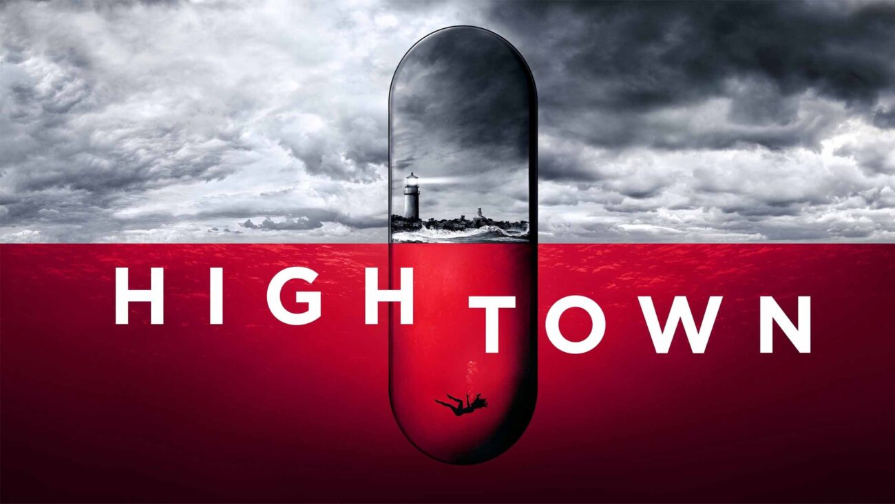 The latest drama from Starz, 'Hightown' shows off the popular Cape Cod destination Providencetown, or P-town, but with a UV light to see the dark spots.