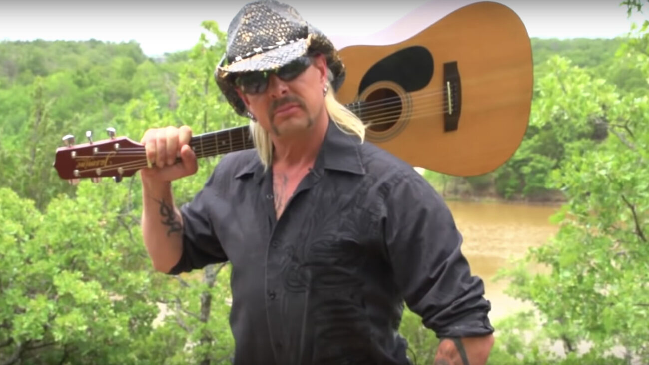 Joe Exotic is the talk of the world thanks to the Netflix series 'Tiger King'. Here are Joe Exotic's best and worst songs ever!