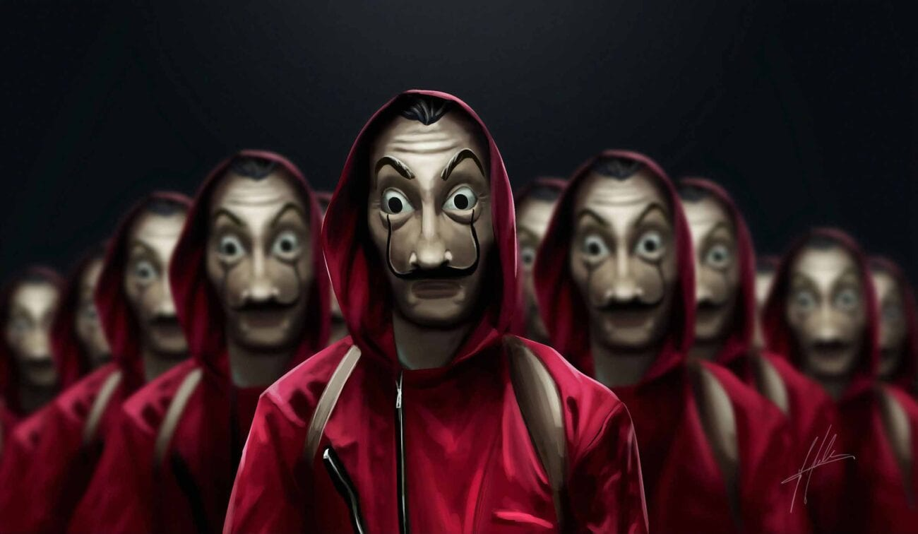 Netflix's newest hit 'La Casa de Papel' – better known as 'Money Heist' – is filled to the brim with tension. Here are the best quotes.