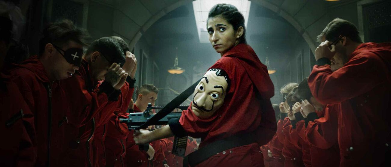 Quarantine has us going stir-crazy, so God bless Netflix for releasing 'Money Heist' part 4 at the perfect time. Here are some crazy theories.