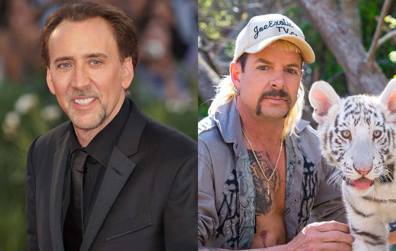 Nicolas Cage will play Joe Exotic in the upcoming scripted series based on 'Tiger King'. Here are some hilarious memes to celebrate the occasion.