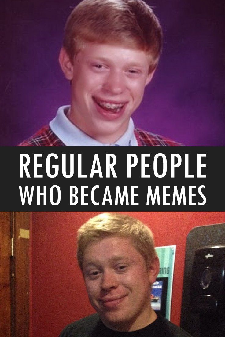 You know the classic memes like Grumpy Cat and Bad Luck Brian. But do you know the real figures behind these iconic memes?