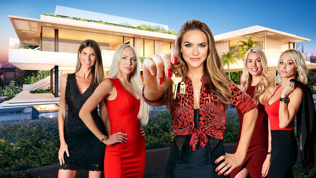 'Selling Sunset' specifically focuses on The Oppenheim Group, a real estate company which sells luxury houses. Here's why it may be seen as tone-deaf.