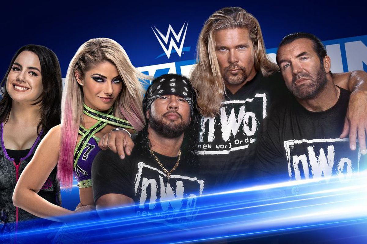 The WWE has been pushing their Smackdown Live fights pretty heavily this year. Here are some of the best moments and wins of Smackdown live in 2020.