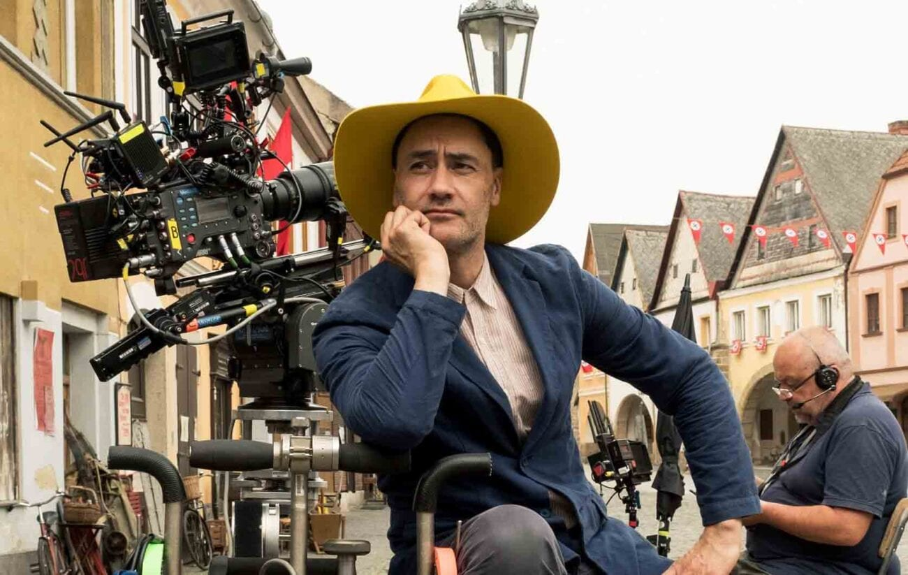 To celebrate May the 4th (be with you), today Disney made an announcement that Taika Waititi will be directing and cowriting a new 'Star Wars' movie.