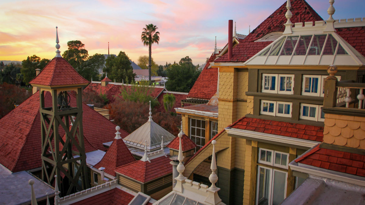 Even if you're not a ghost hunter yourself, the Winchester Mystery House offers twists and turns. Here's why you'll want to visit.
