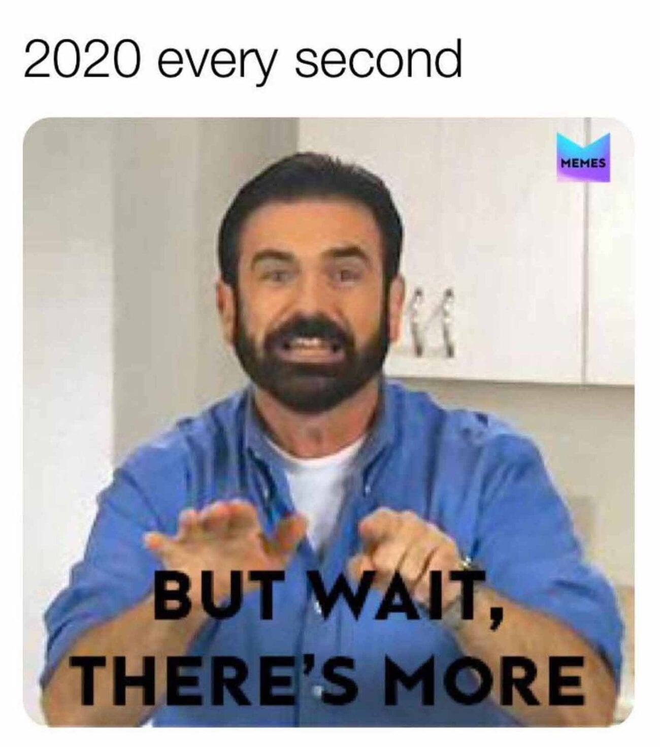 As the title for this article so plainly states, 2020 is a dumpster fire. Here are memes that perfectly describe the mess that is 2020.