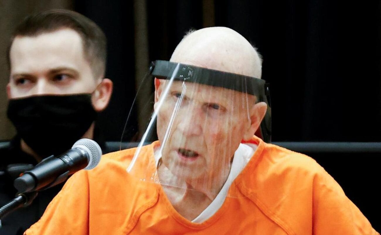 The Golden State Killer left threatening, creepy voicemails on his victims' answering machines. Here's what we know about the case.