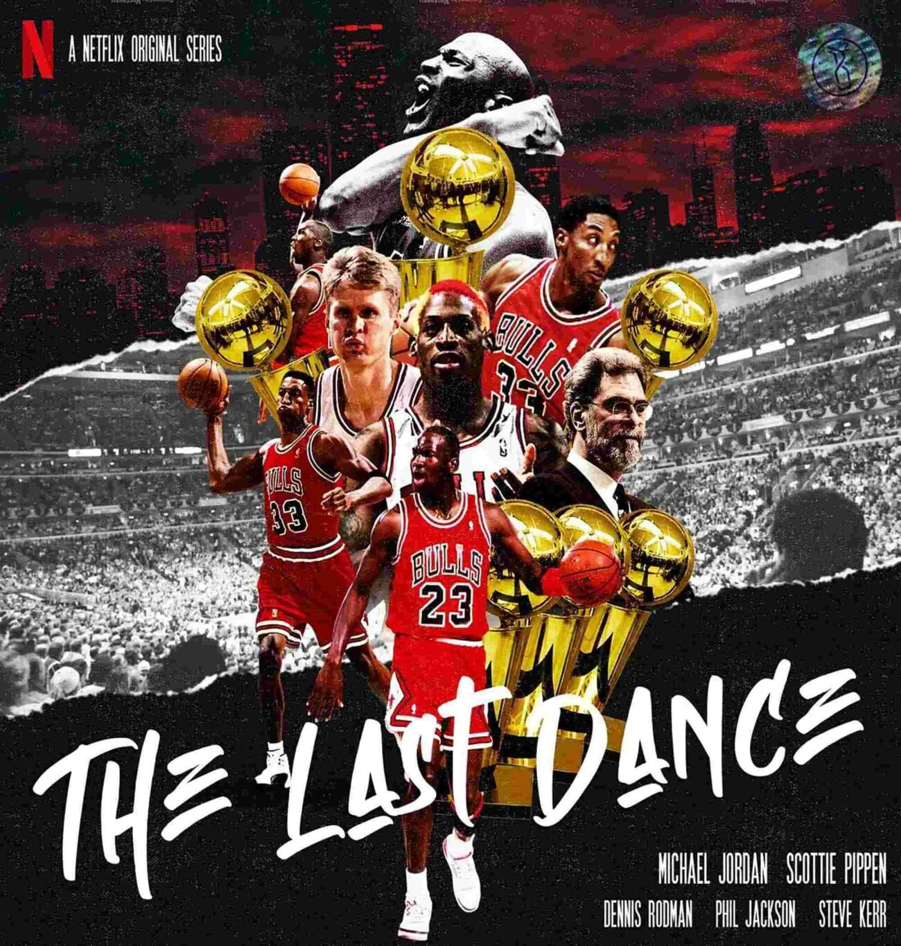 The streaming service will drop ESPN's ten-episode docuseries 'The Last Dance' on July 19th. Here's everything you need to know.
