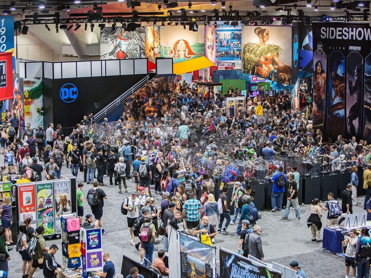 Now that the iconic San Diego Comic Con is going digital, everyone's wondering is this the future for the comic convention.