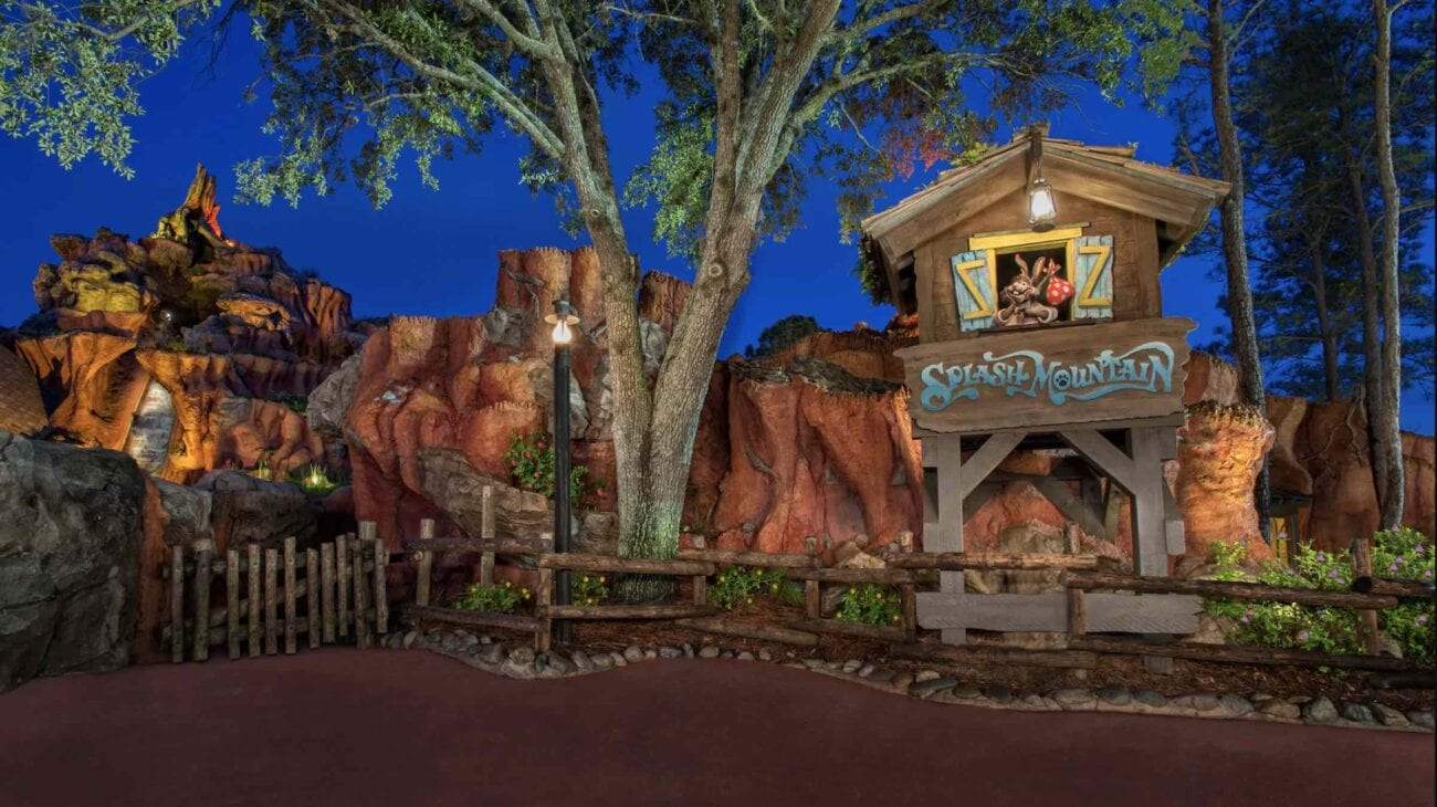 Splash Mountain, part of three iconic mountain rides at Walt Disney World has long been controversial. Here's why it's cancelled.