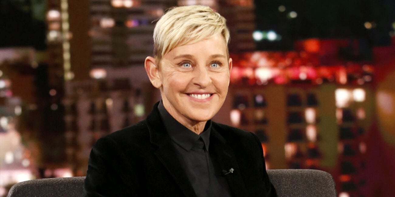 Though we'll never have footage to prove what Ellen's like off camera, we can take a look at her on 'The Ellen DeGeneres Show'. Here's a few examples.