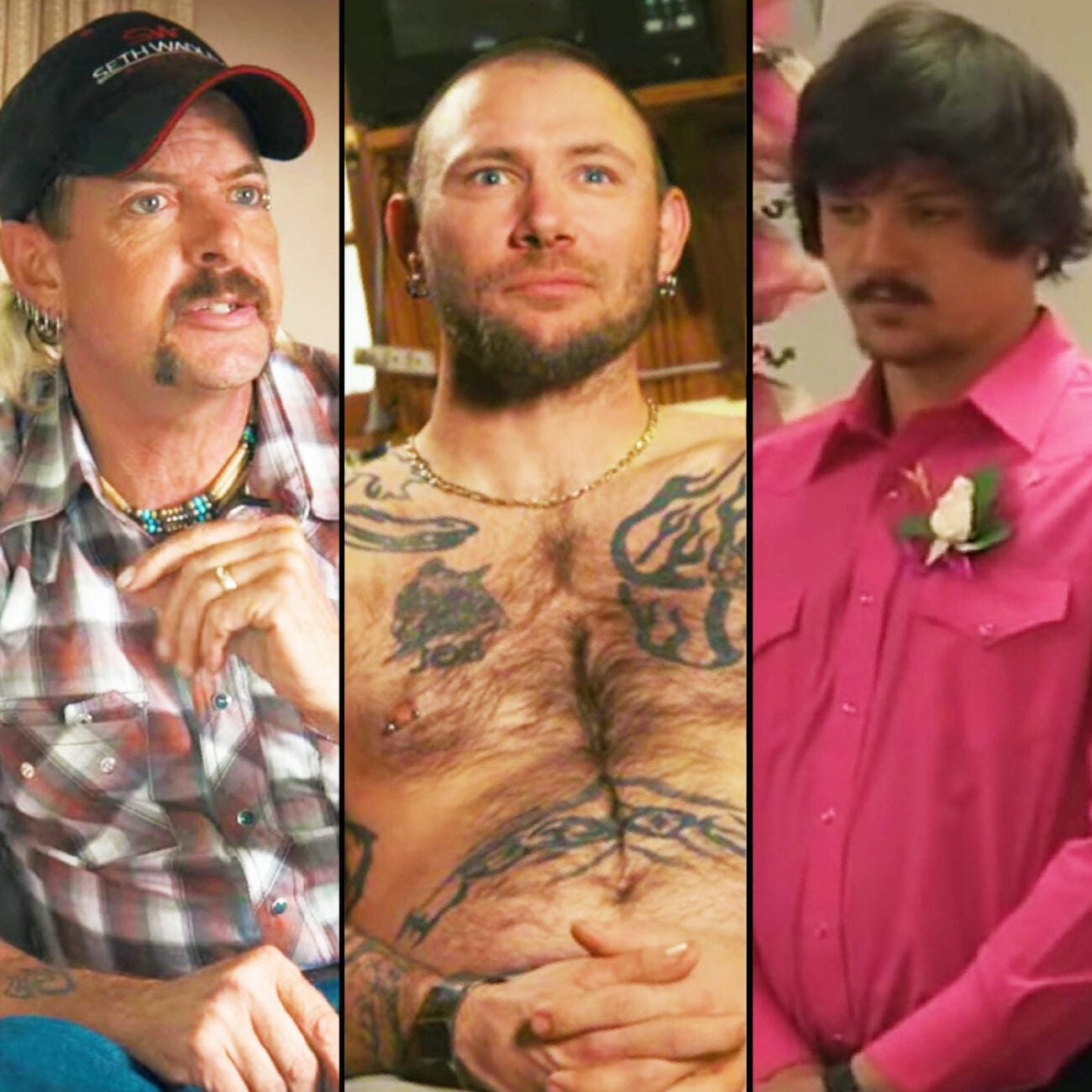 Everyone's favorite gay gun-toting zookeeper, Tiger King, has had a complicated love-life in the past. Here are all of Joe Exotic's husbands.