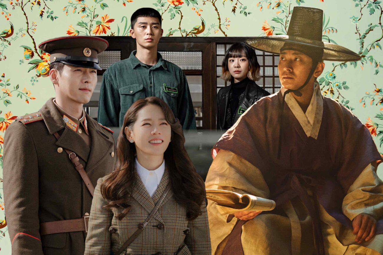 Just when you've finished one Korean drama there's ten more to take its place. Here are a few titles of the best Korean dramas today.