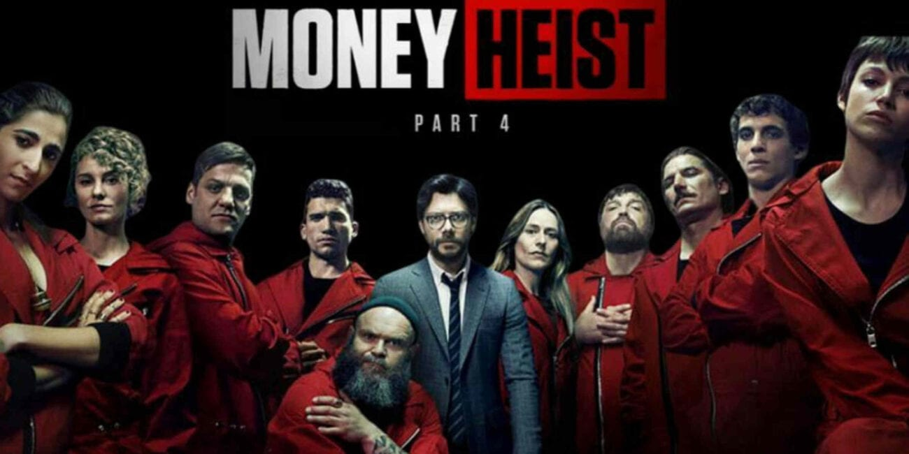 'Money Heist' is an international phenomenon that truly took the world by surprise. Here's how Netflix saved the show.
