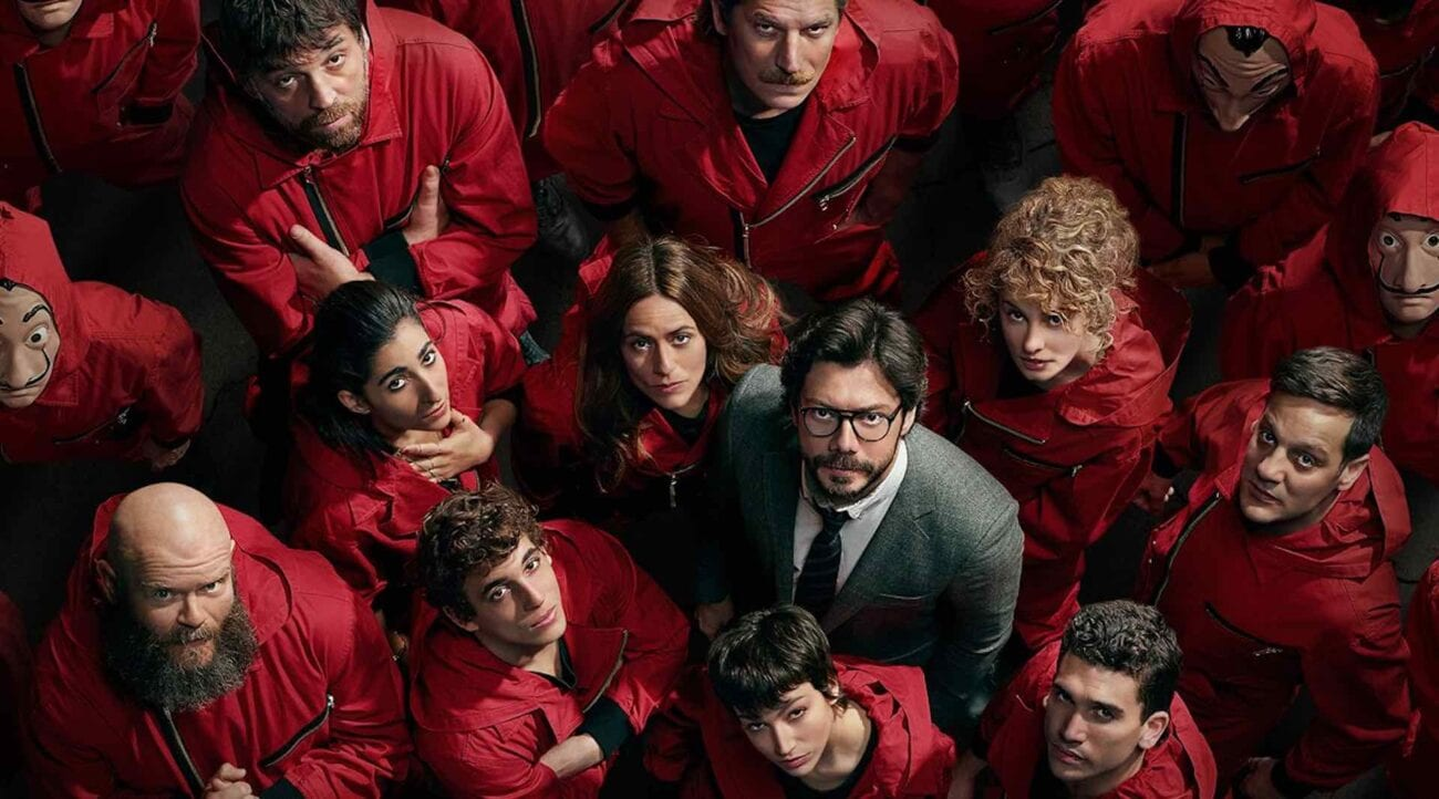Since the release of season 4, you've rewatched 'Money Heist' more times than you can count on your hand. Put your knowledge to the test with our quiz.