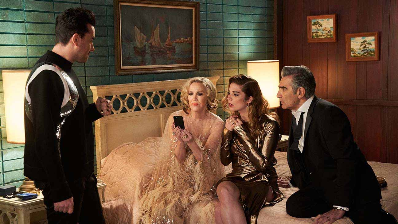 After six seasons on the air, the beloved 'Schitt's Creek' wrapped its run in early 2020. Here are our favorite season 6 moments.
