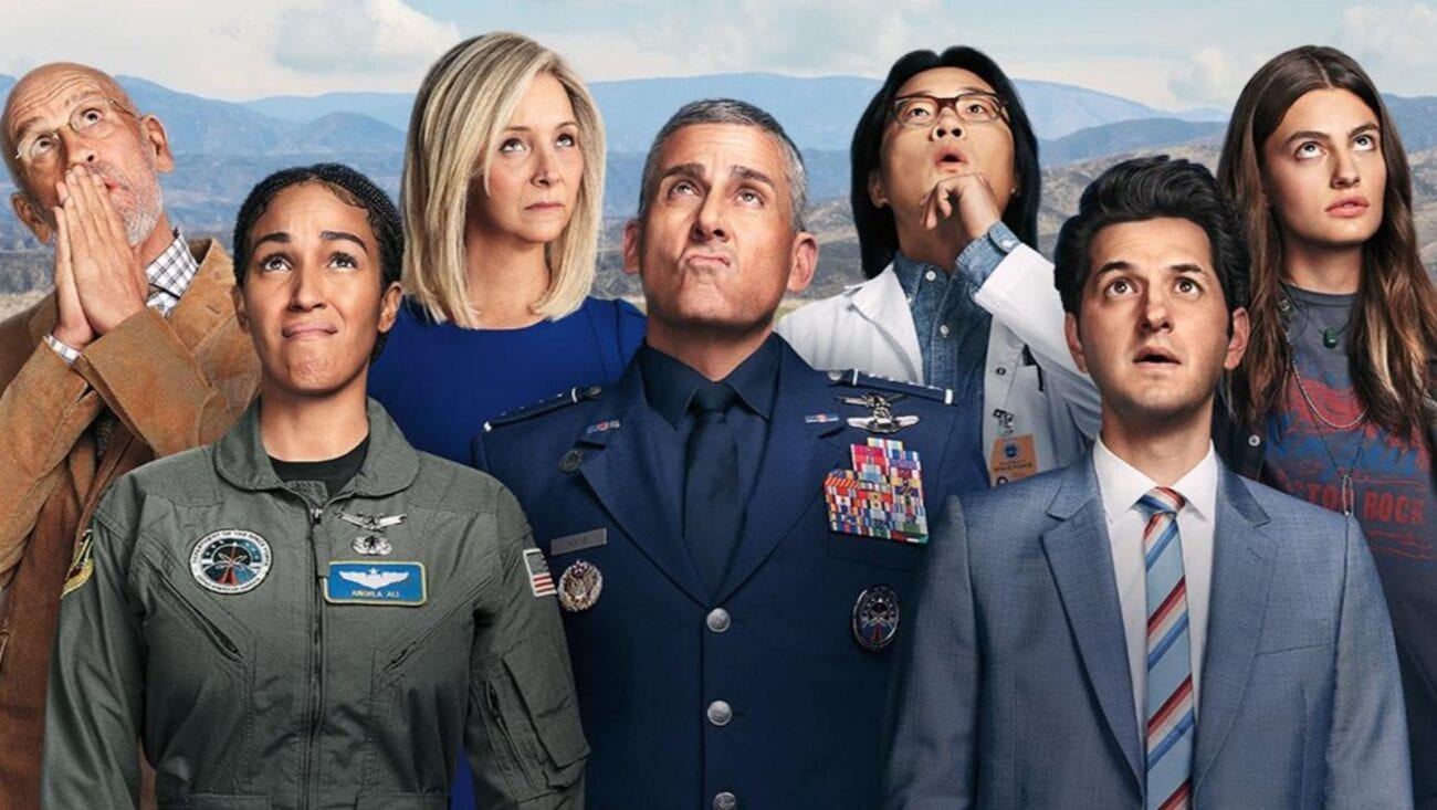 When we heard the announcement for Netflix's 'Space Force' we were so excited. Here's why we were utterly disappointed.