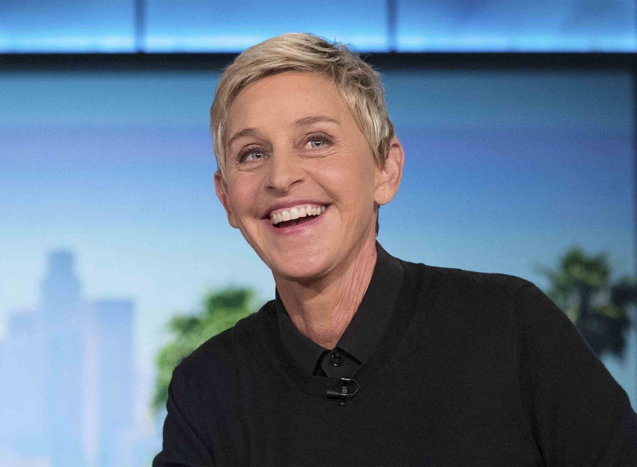 Ellen DeGeneres's Instagram page is full of some bizarre content – that's where The Ellen DeGeneres Show posts clips of interviews, promos, and weird internet videos.