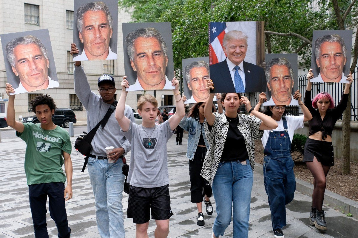 Donald Trump is one of many rich, powerful men connected to Jeffrey Epstein. Here's what we know about their friendship and their common associates.