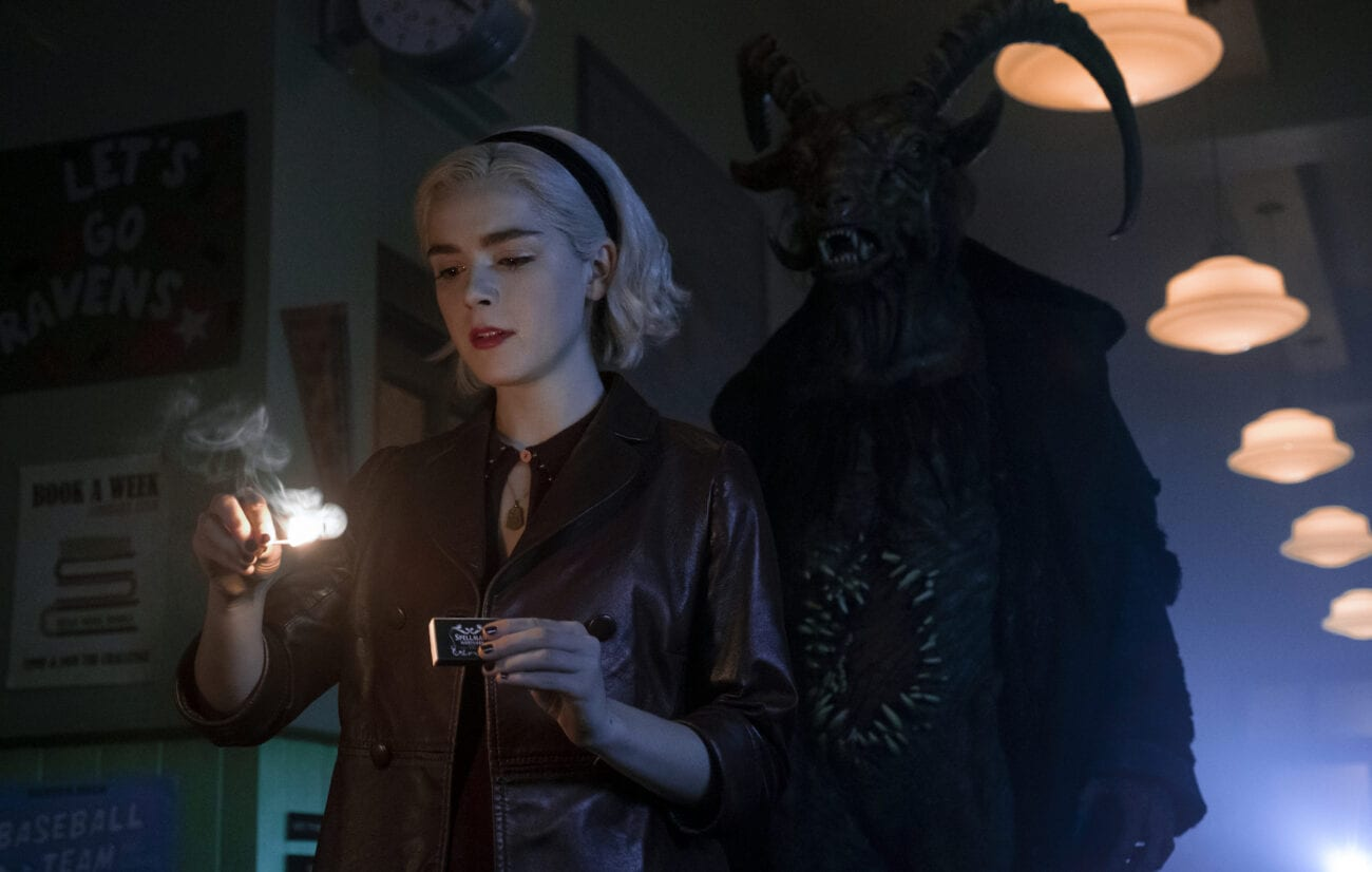 We're still trying to figure out why exactly 'Chilling Adventures of Sabrina' is coming to a close after season 4. Here's our theories.