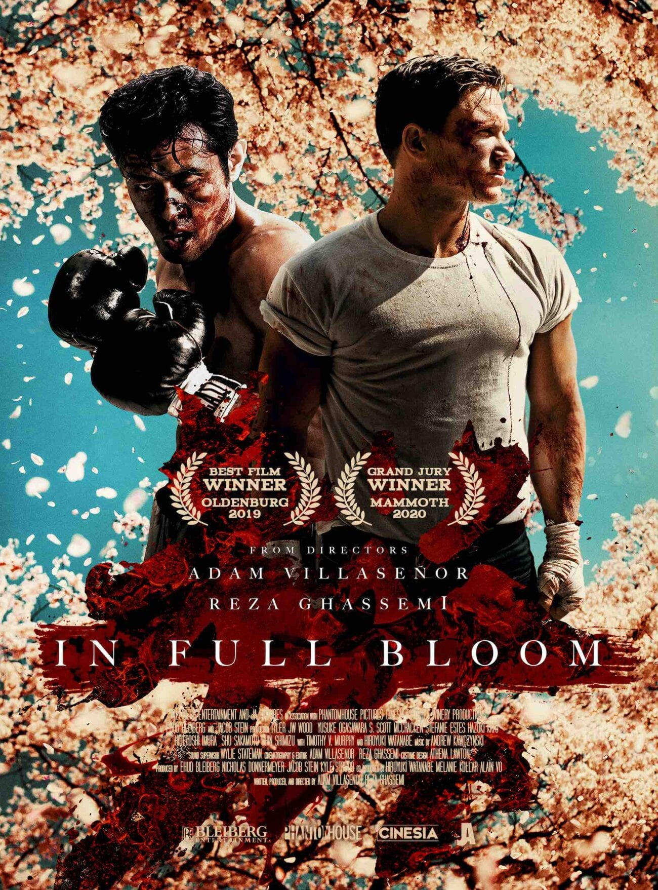 We sat down with both Adam VillaSeñor and Reza Ghassemi to discuss 'In Full Bloom' and their time working together over the years.