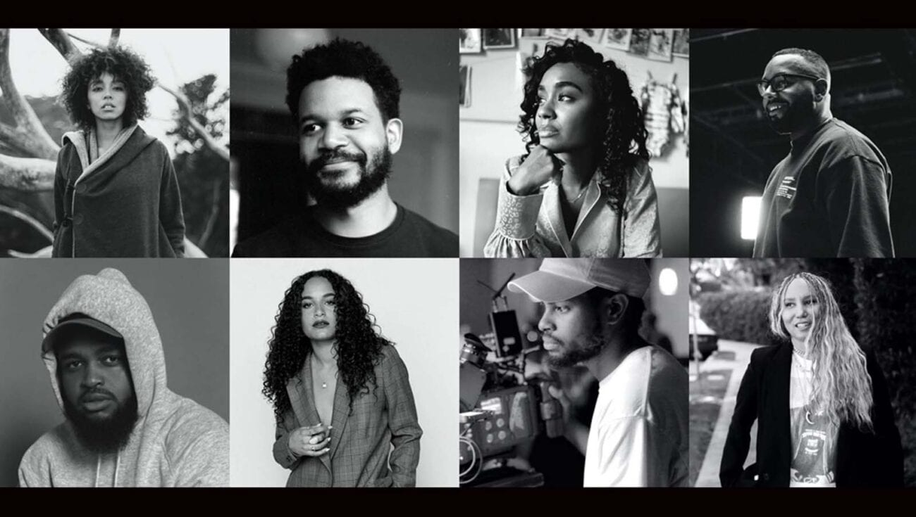 Over 100 black filmmakers have created a new initiative calling for an increase in black representation across all levels of media production.