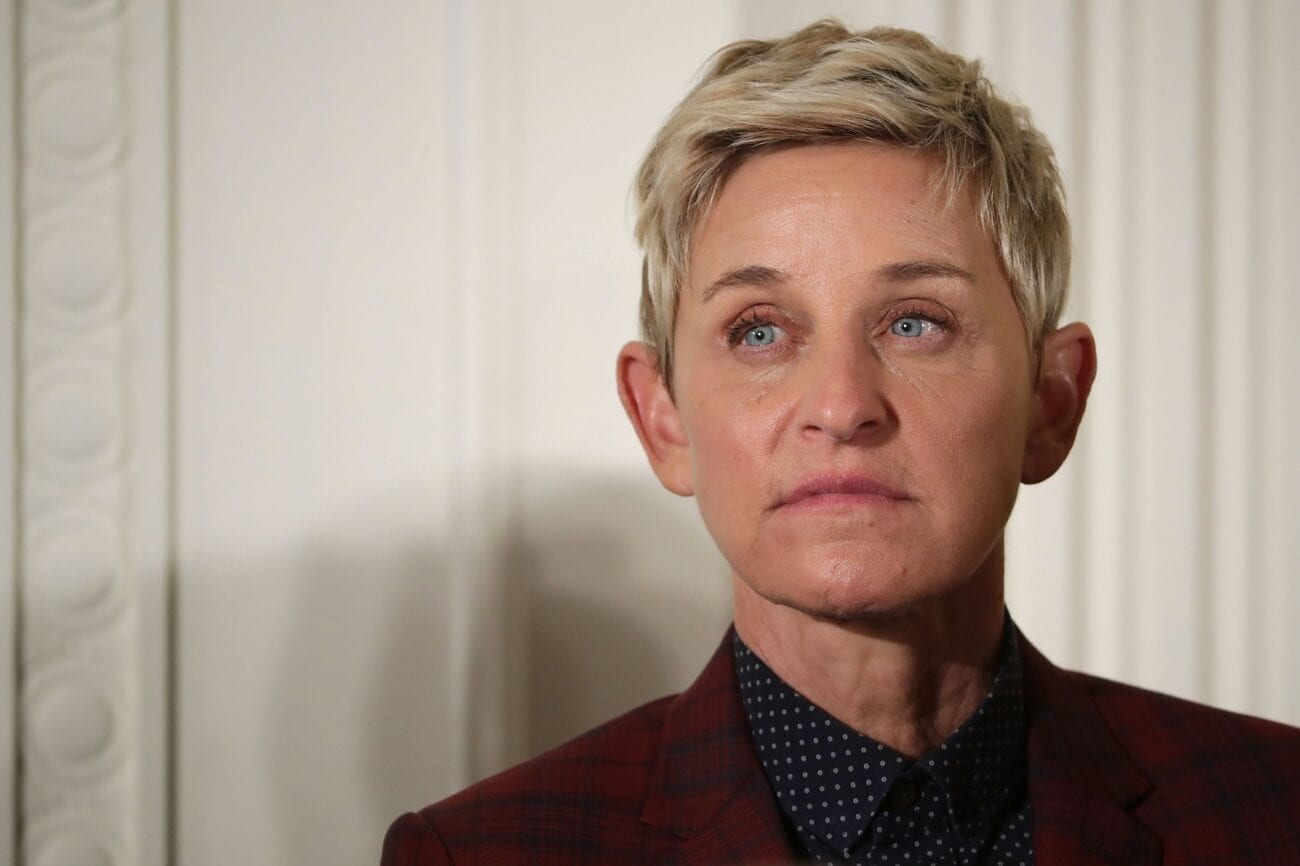 Sure, the rumors are going around saying that Ellen DeGeneres is mean. But how true are they? Will you take 2000 tweets with stories about her being mean?