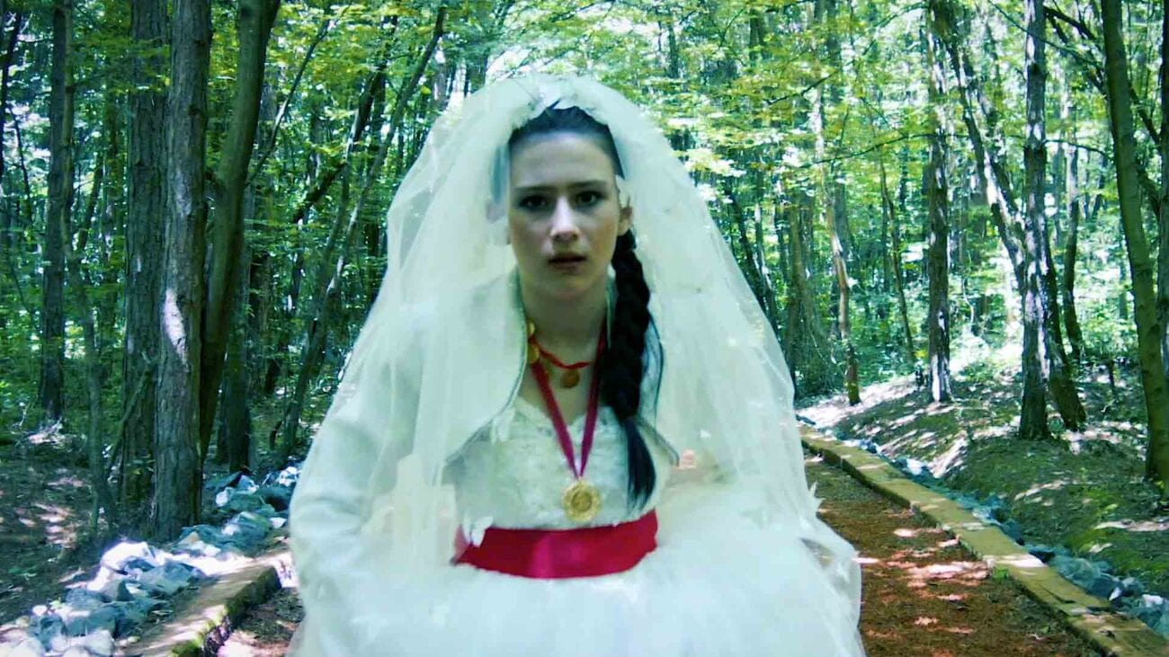 Hear is an experimental short film directed by İrem Çoban. The film is about Elif, a fourteen-year-old child bride