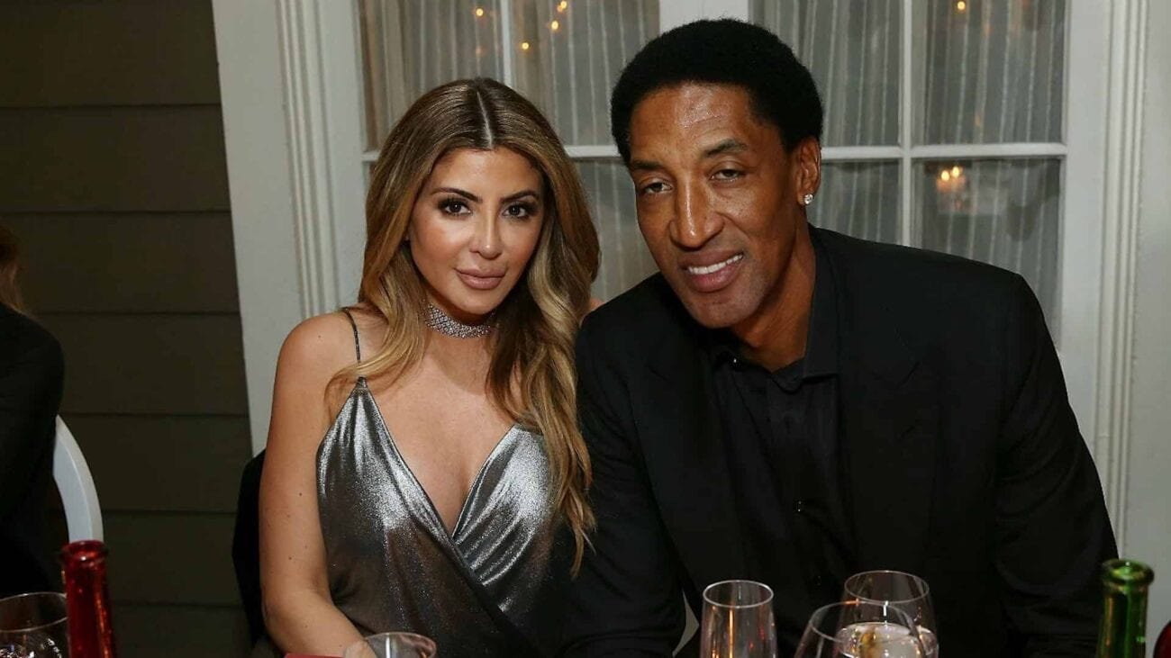 People were surprised when Larsa and Scottie Pippen split up; many think it's because Larsa had an affair with the rapper Future.