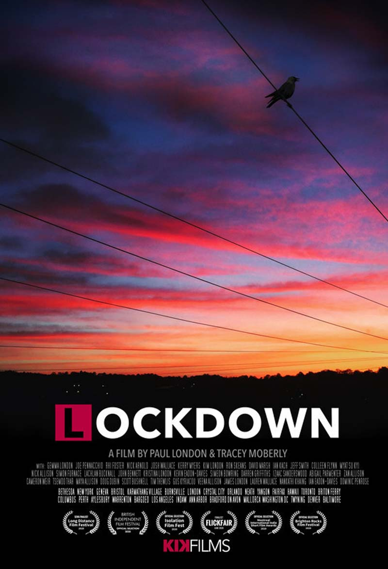 'Lockdown' is a documentary directed by Paul London and Tracey Moberly. Here's a look at the historic documentation of this pandemic.