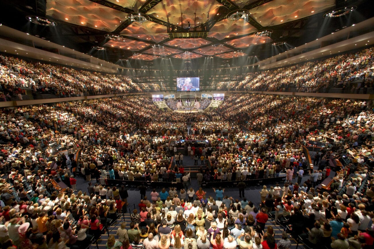 Discover what mega-churches are and how they spend their money, then decide for yourself whether they're purely for worship – or just big businesses.