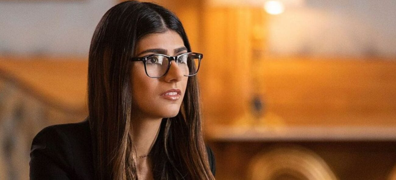 Mia Khalifa remains as one of the most-searched-for performers on various porn sites including PornHub. Here's what she has to say.