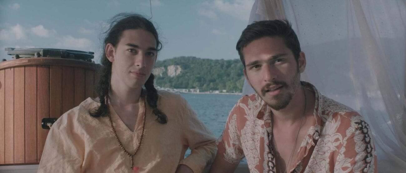 'Ruins of Castle Island' is a comedy adventure film directed by filmmakers Ellis Kaan Özen and Sam Hughes. Here's everything you need to know.