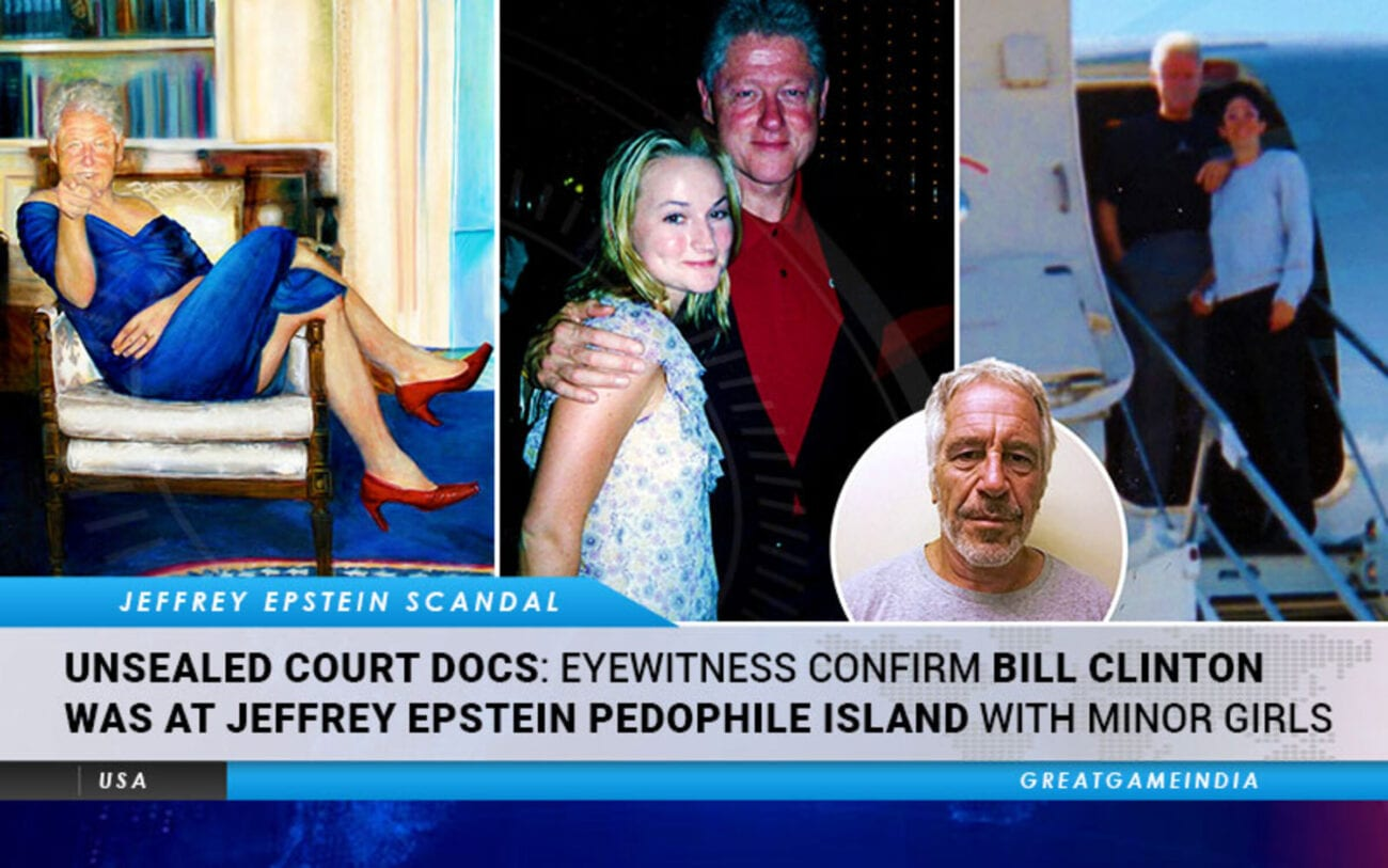Images appear to suggest Bill Clinton spent time with pedophile Jeffrey Epstein. From pictures with maids to Clinton in a dress, see what we found.