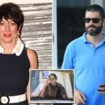 Who did Ghislaine Maxwell marry before she was arrested? Why is she hiding who he is? Discover who Scott Borgerson is and how he met Maxwell.