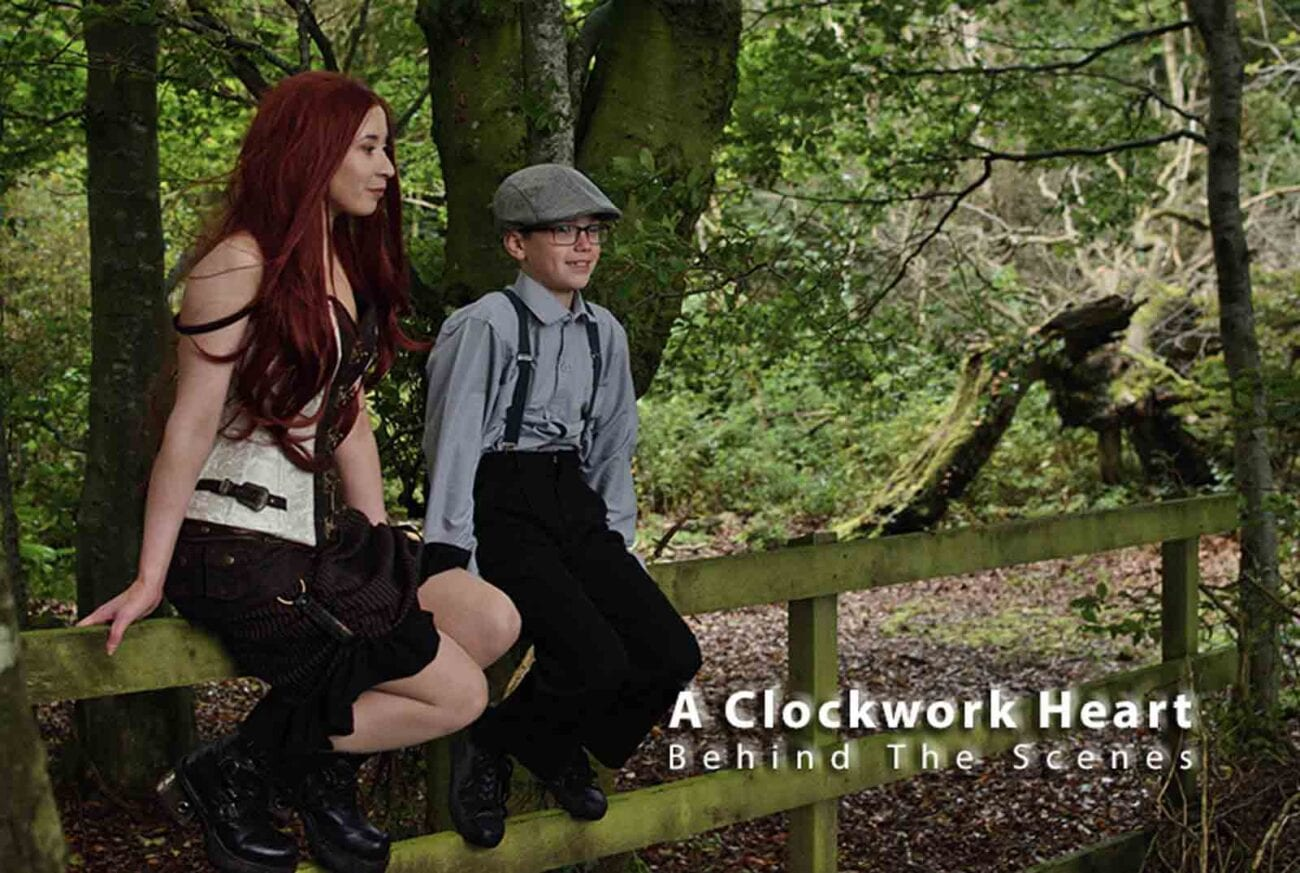 David Lawson is a new filmmaker with a short film called 'A Clockwork Heart'. He provided us with some wonderful insight into the short film.