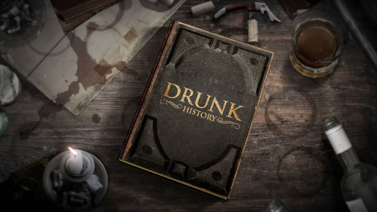 Six seasons later and Comedy Central's 'Drunk History' is still a thing of the present. Here's why Comedy Central will never cancel.