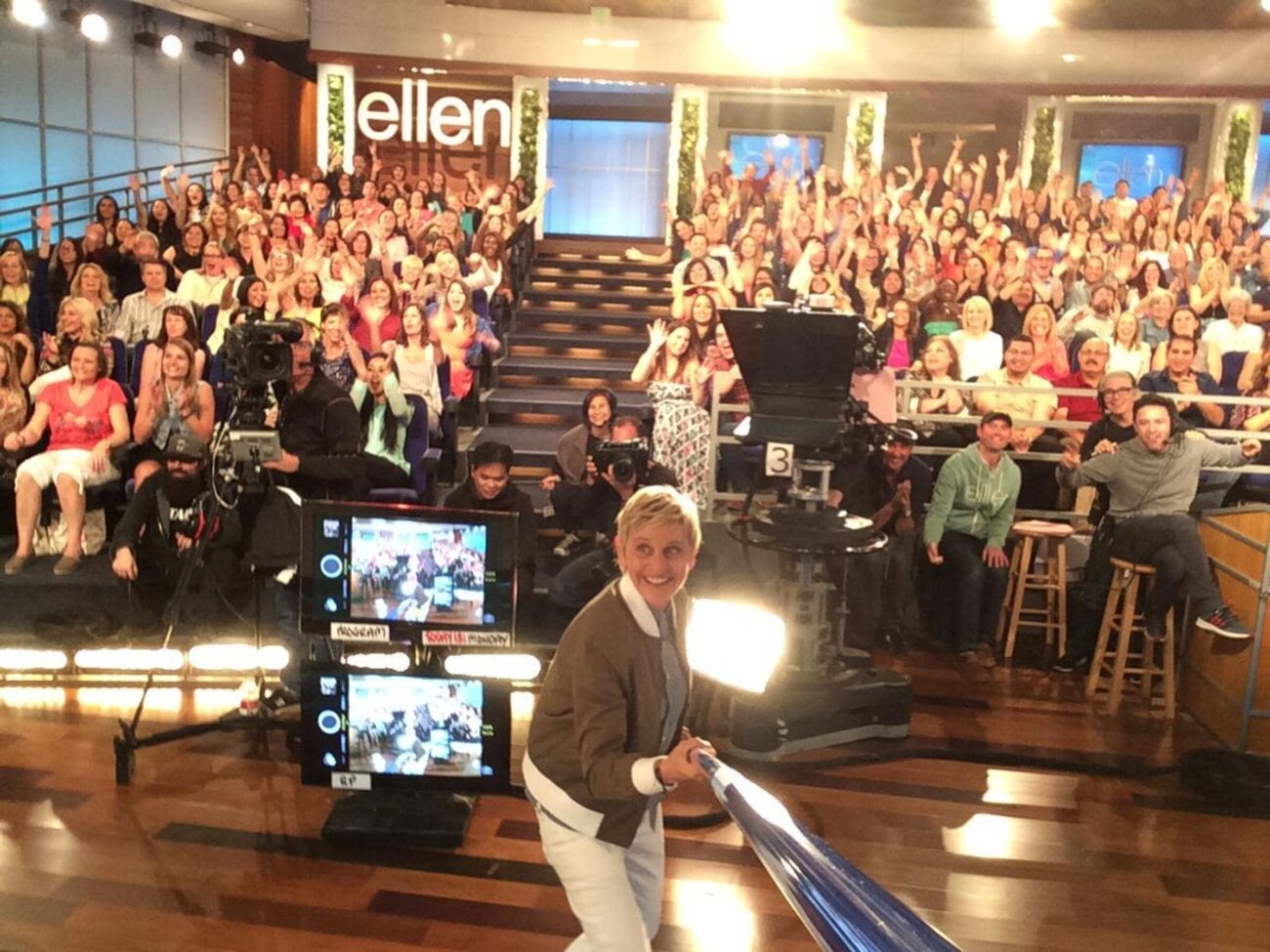 A lot of people think it's all fun and games on 'The Ellen DeGeneres Show'. Here are the strict rules in place for audience members.