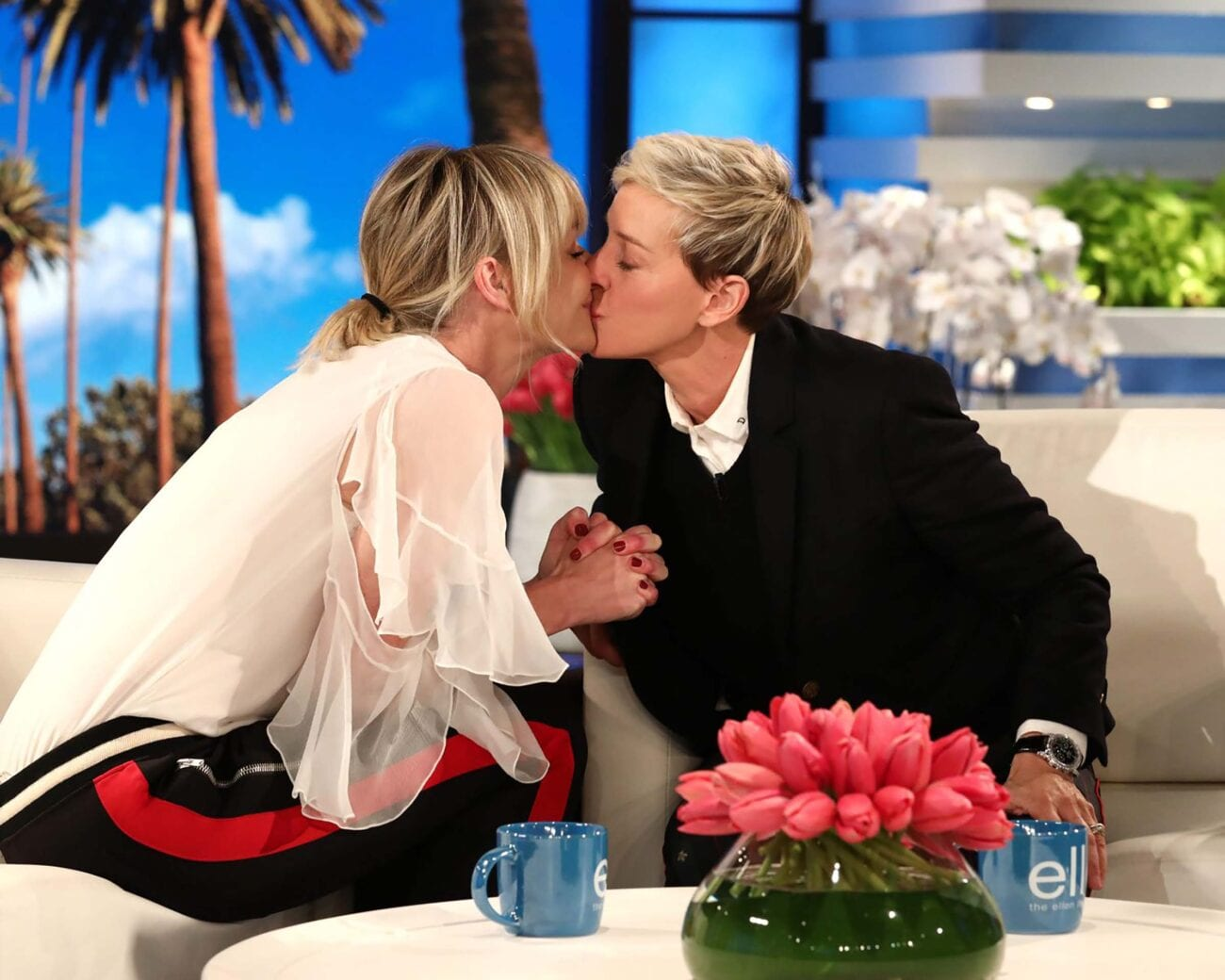 Rumors are once again flying that Ellen DeGeneres and Portia de Rossi are getting a divorce. Here's a timeline of their relationship.