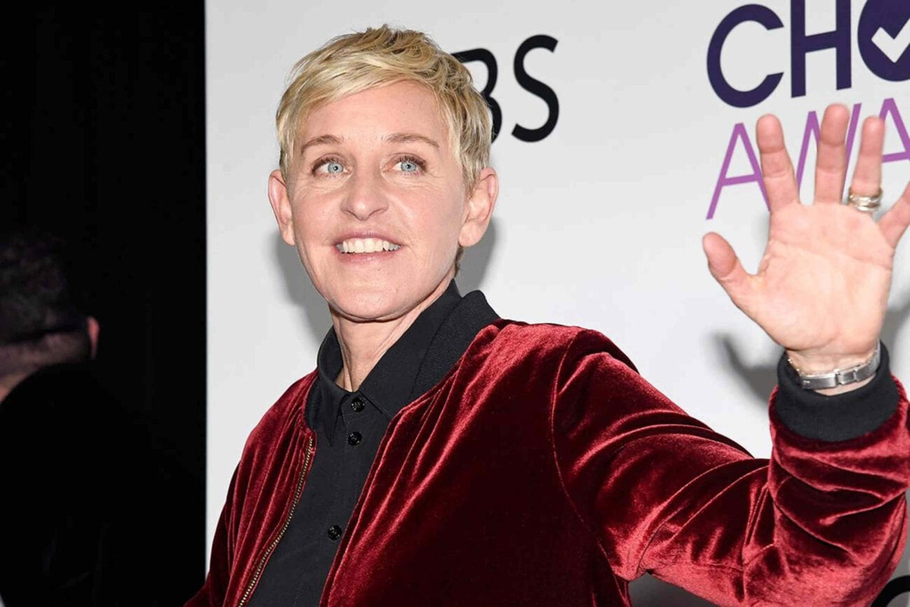 """Ellen DeGeneres's """"nice"""" image takes another hit. Find out which celebrities have exposed the talk show host for being mean."""