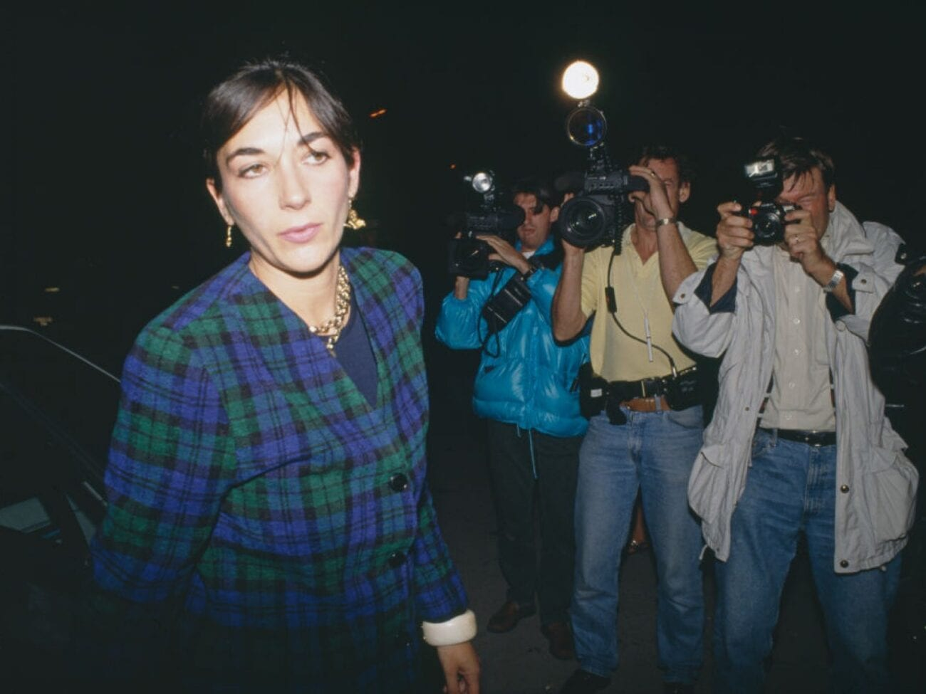 Ghislaine Maxwell lived a glamorous life in her elite social circles. How has Maxwell's look changed now that she faces sex-trafficking charges?