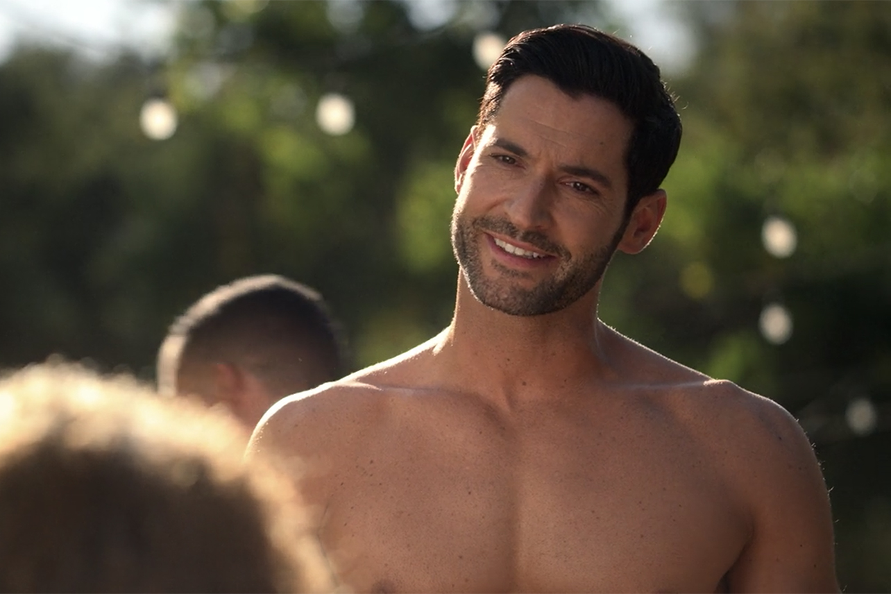 If you haven't watched the series on Netflix, then maybe these photos of Lucifer Morningstar will make you consider giving 'Lucifer' a chance.