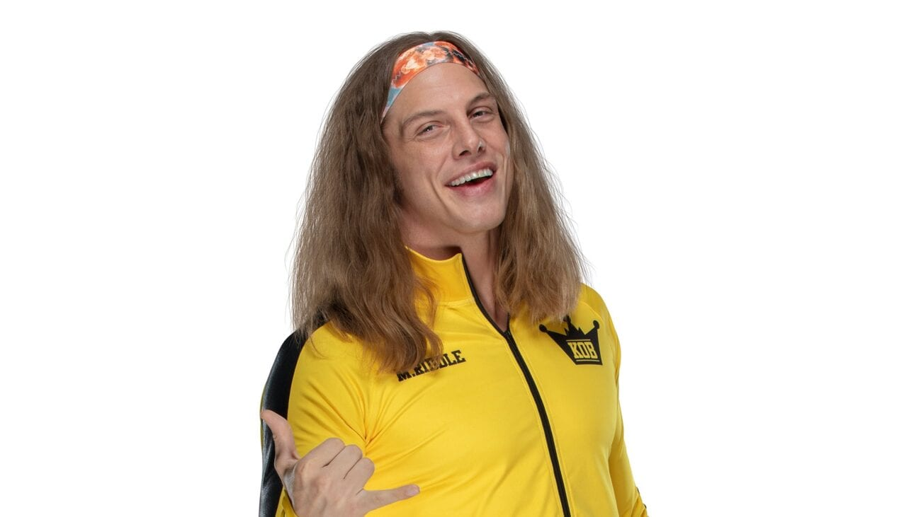 The latest celebrity to be hit with sexual harassment allegations, WWE wrestler Matt Riddle has been accused by fellow wrestler Candy Cartwright.