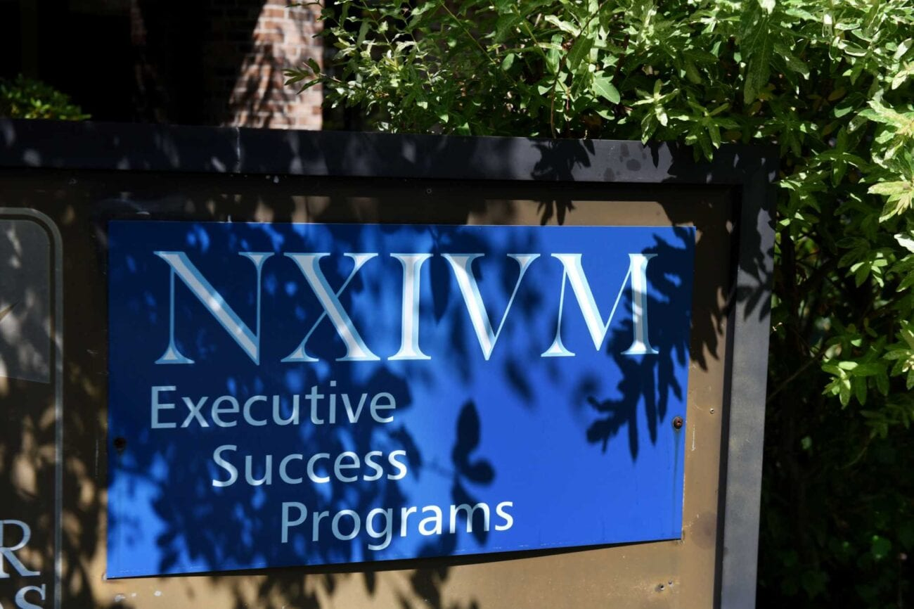 If you thought you could finally stop hearing about NXIVM, think again, because HBO is premiering a true crime docuseries about the sex cult.